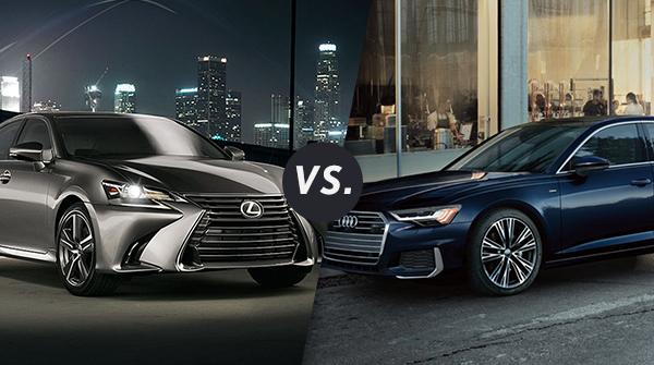 comparison 2020 lexus gs 350 vs 2020 audi a6 longo lexus blog 2020 lexus gs 350 vs 2020 audi a6